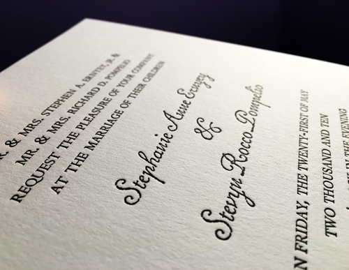 la belle papeterie morristown nj wedding invitations focus on