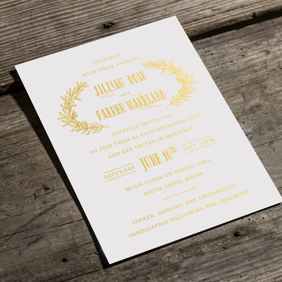 La Belle Papeterie - Morristown NJ Wedding Invitations - Services ...
