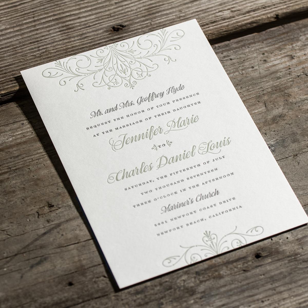 Wedding Invitations Nj | La Belle Papeterie Morristown Nj Wedding Invitations Services