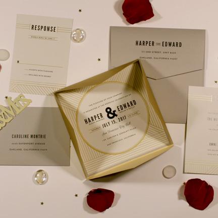 la papeterie morristown nj wedding invitations